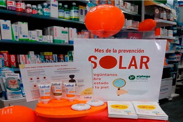 alphega farmacia finaliza con exito su campana de prevencion solar
