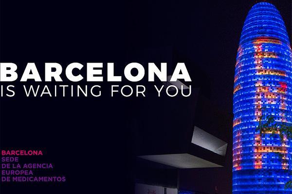 18 ciudades seran la feroz competencia de barcelona para acoger la ema