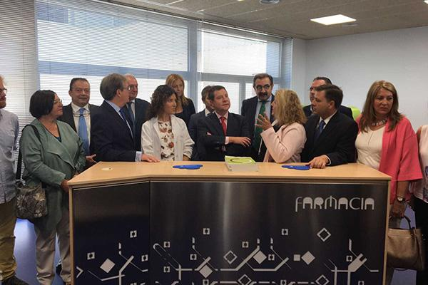 albacete alberga la nueva facultad de farmacia de castillala mancha