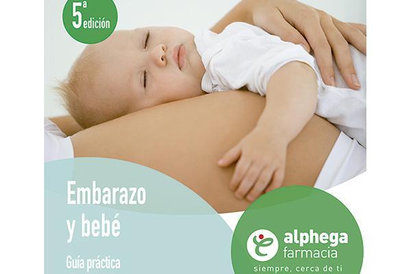 alphega farmacia relanza la guia embarazo y bebe para la formacion en categoria infantil