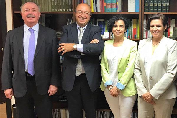 asedef encomienda a los partidos politicos consensuar el pacto de estado por la sanidad