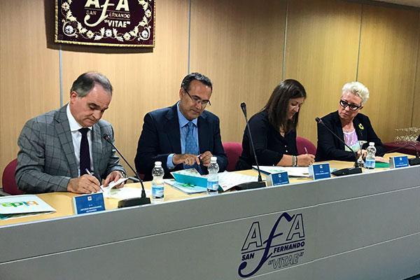 bidafarma suscribe un nuevo acuerdo de colaboracion en la lucha contra el alzheimer