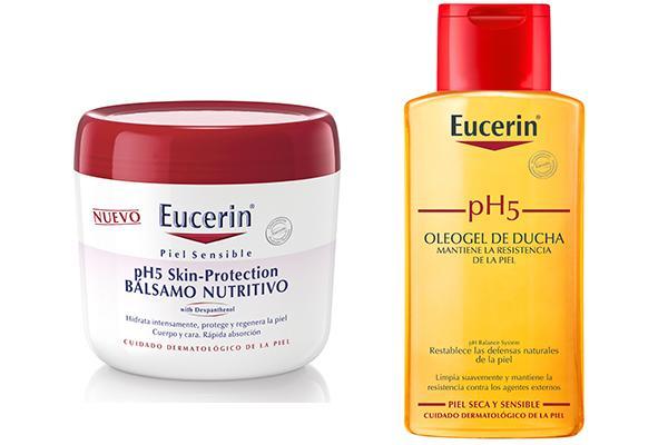 eucerin ph5 hidratacion perfecta tras los excesos veraniegos