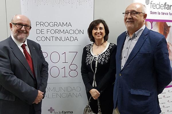 fedefarma inaugura su programa de formacion continuada en valencia y castellon