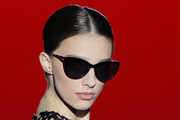 las gafas de hannibal laguna vuelven anbspla mercedesbenz fashion week madrid