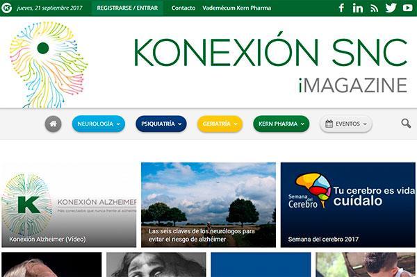 kern pharma facilita a los neurlogos materiales sobre alzheimer en la web konexionsnccom