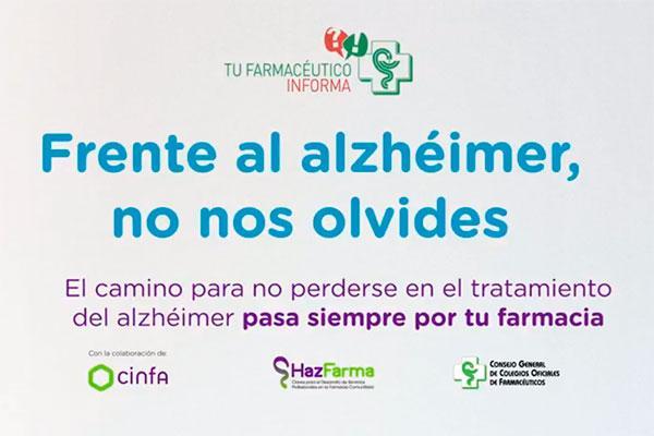 los pacientes con alzheimer presentan una elevada tasa de incumplimiento del tratamiento