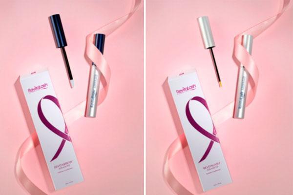 revitalash brinda su apoyo al mes de ayuda contra el cancer