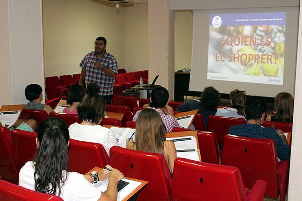 el cof toledo da inicio a su programa formativo 201718 con un curso en gestion de oficina de farmacia