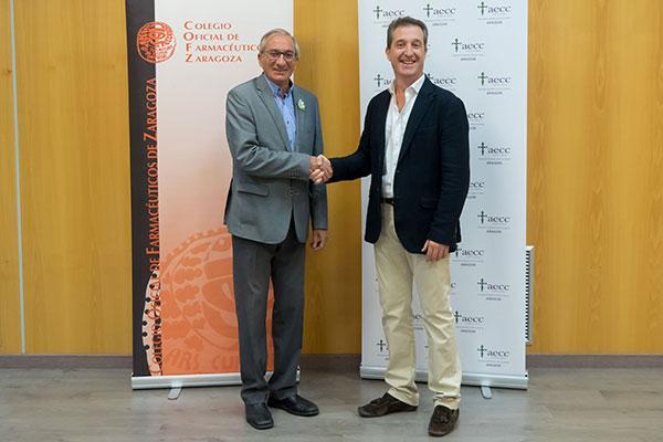 el cof zaragoza ratifica su participacion en el ii congreso aragones de personas con cancer y familiares
