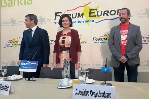 carmen monton apela al dialogo con los farmaceuticos valencianos