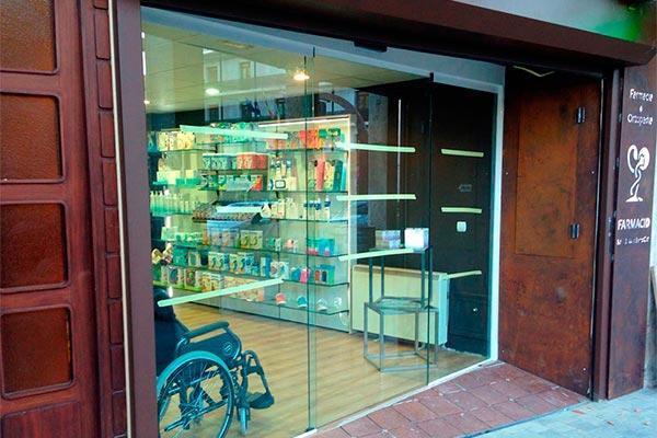 la accesibilidad universal a la farmacia sera requisito obligatorio a partir de diciembre