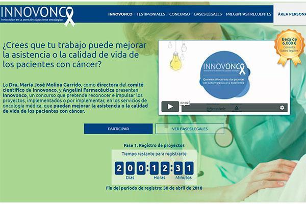 angelini farmaceutica anuncia la creacion de los premios innovonco