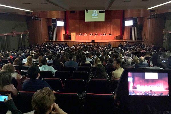 cesif celebra el acto de apertura del curso academico 201718