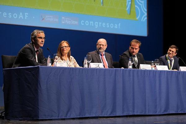 el x congreso nacional de af echa el cierre con el reto de potenciar el rol asistencial del farmaceutico