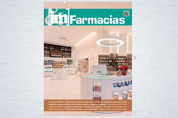 ya esta disponible la revista im farmacias n 78