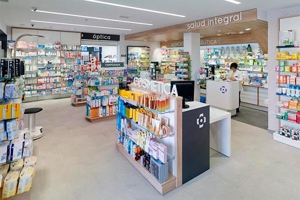 espaa a la cabeza de la ocde en el nmero de farmacias por cada 100000 habitantes