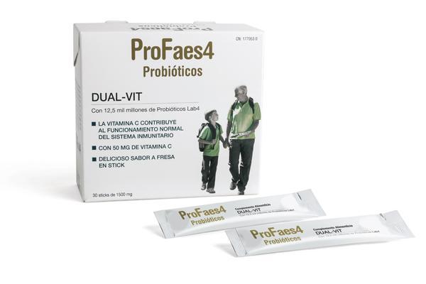 este otono ayuda al tratamiento de las infecciones respiratorias con profaes4 dualvit