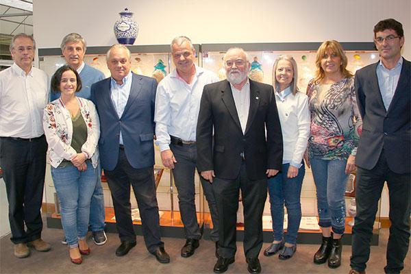 la federacion farmaceutica argentina visita gipuzkoa para conocer el modelo de farmacia vasco