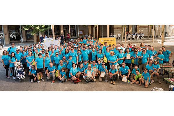 grupo hefame celebra una jornada solidaria con motivo del ano jubilar de caravaca de la cruz