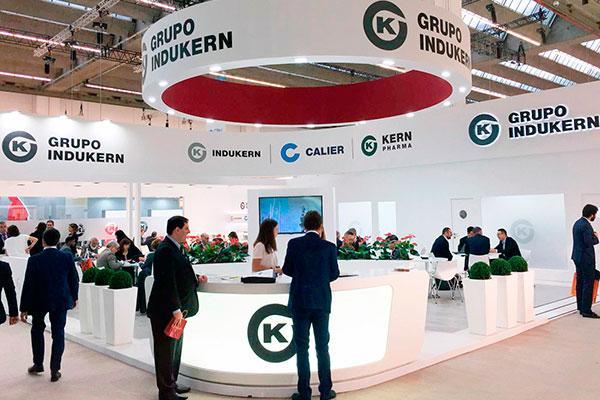 el grupo indukern presente en la cphi worldwide 2017