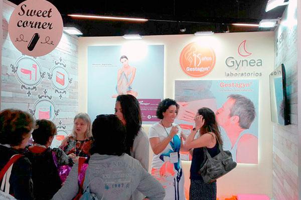 gynea protagonista en el xvi congreso de la federacion de asociaciones de matronas
