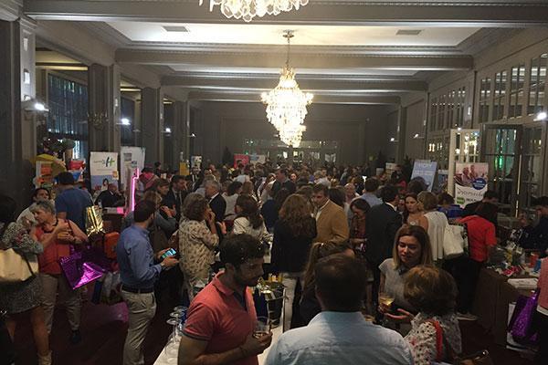 novaltia reune a mas de 350 agentes del sector farmaceutico en expofarma 2017