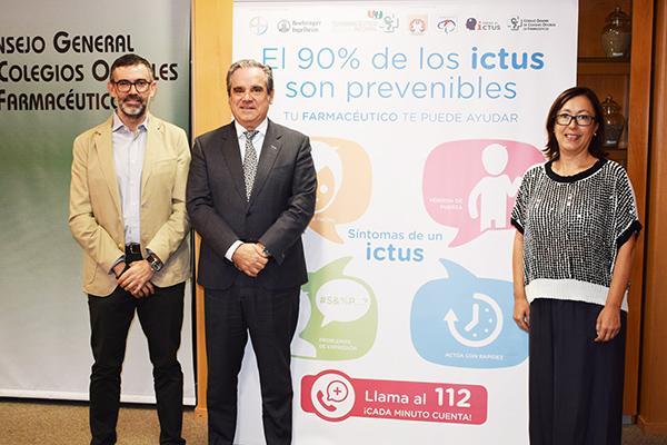 nueva campaa del consejo general de farmacuticos para la prevencin y el cumplimiento teraputico en ictus
