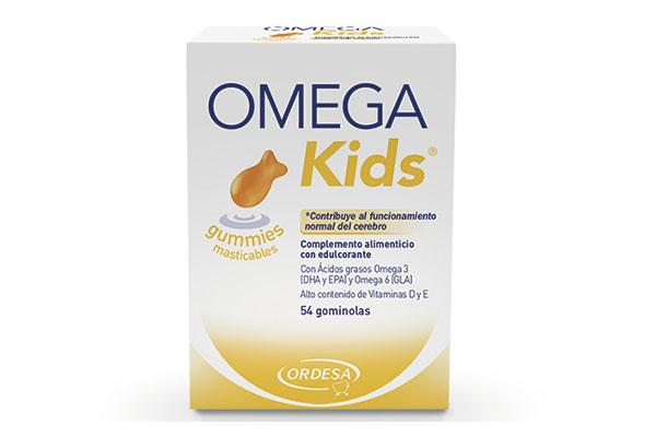 omegakids gummies favorece la ingesta de omega3 entre los mas pequenos