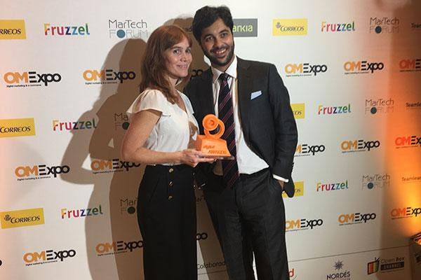 onetouch reveal de johnson amp johnson premiada como mejor mobile app en los digital awards