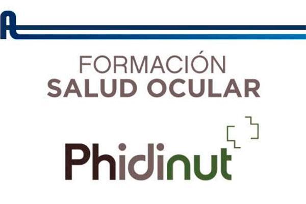 phidinut y actibios organizan una jornada de formacion gratuita sobre el ojo seco y la salud ocular