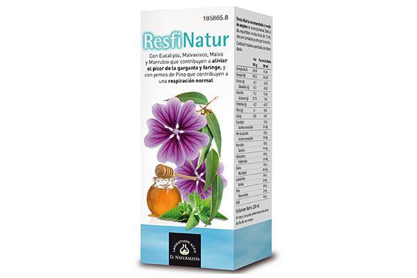 resfinatur el complemento alimenticio del naturalista para una respiracion normal