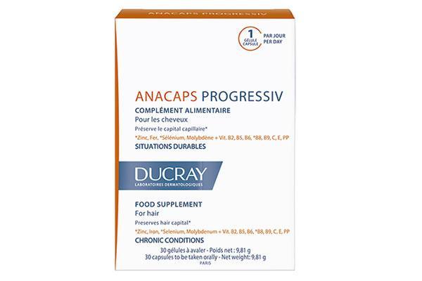 rumbo hacia la longevidad capilar con anacaps progressiv de ducray