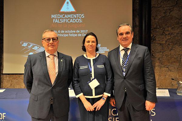 el sector farmaceutico aborda en asturias la problematica de losnbspmedicamentos falsificados