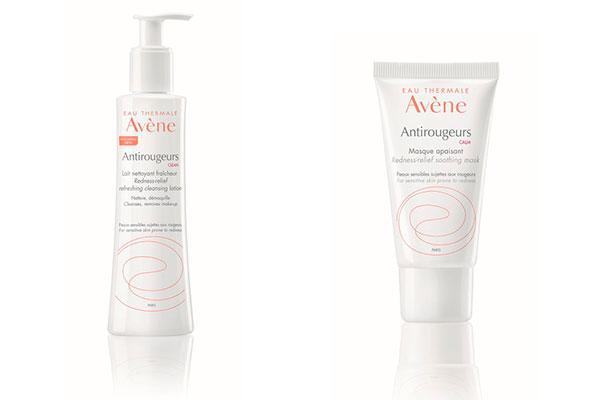 eau thermale avene presenta una nueva gama para las pieles sensibles con tendencia a las rojeces