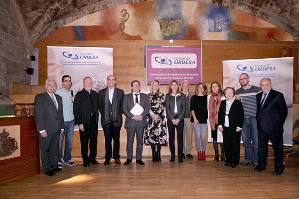 las ayudas ordesa celebran su 15 edicion distribuyendo 400000 euros a proyectos sociales