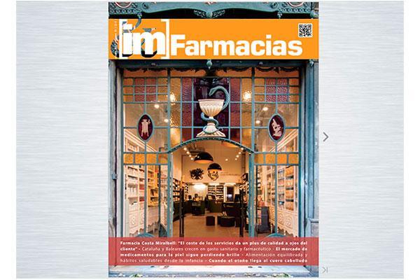 ya esta disponible la revista im farmacias n 79