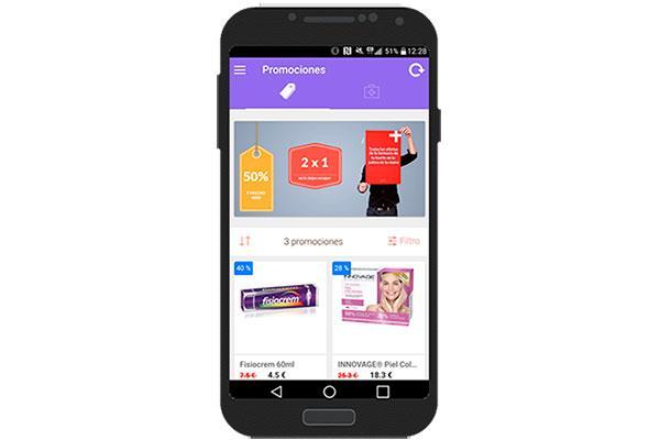 la app de mi farmacia el escaparate digital de la farmacia