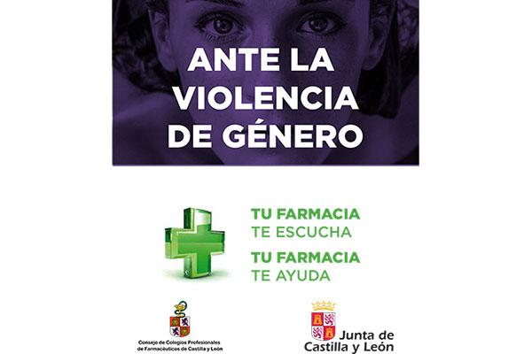 las farmacias de castilla y leon nuevos puntos de apoyo a las victimas de la violencia machista