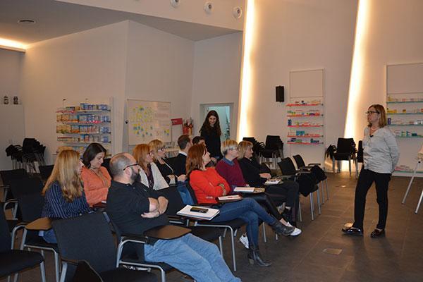 fedefarma organiza una jornada para fomentar la nutricion sana y equilibrada