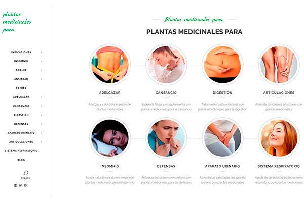 infito crea un portal online de informacin prctica sobre plantas medicinales