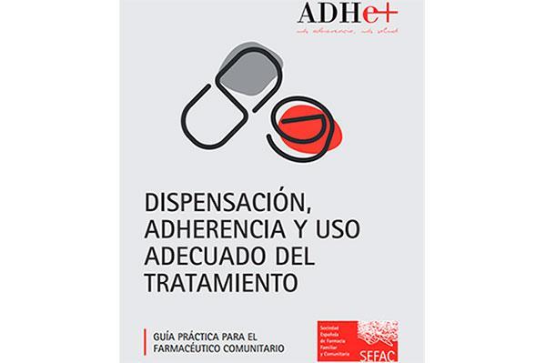 sefac lanza una gua quenbsprefuerza el papel clave del farmacutico comunitario en la adherencia