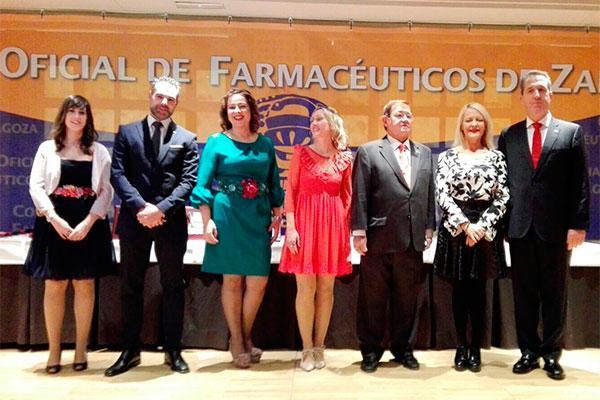 el cof zaragoza entrega sus premios anuales con motivo del dia del colegiado