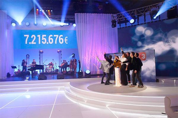 fedefarma contribuye a recaudar ms de 7 millones de euros en la marat de tv3