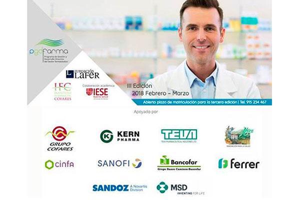 grupo cofares concede 20 becas a farmaceuticos para mejorar su formacion en gestion