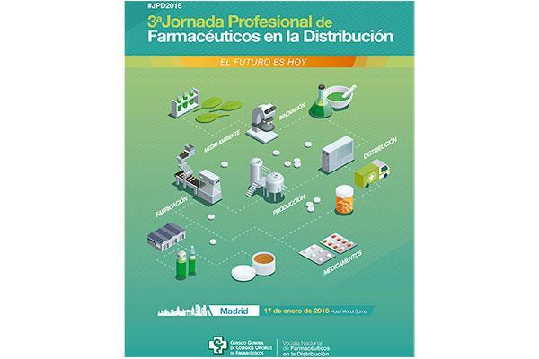 la proxima jornada de distribucion farmaceutica abordara los retos futuros del sector