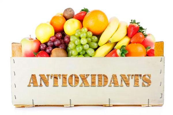 algunos antioxidantes dietarios reducen el declive de la funcin pulmonar con la edad