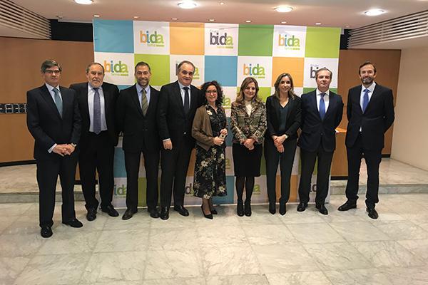 bidafarma muestra a la junta la labor vital de la distribucion cooperativa farmaceutica en espana