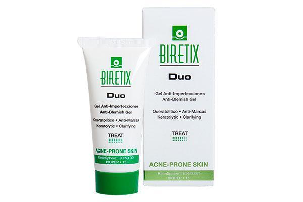 biretix duo gel antiimperfecciones lo nuevo de cantabria labs para pieles con tendencia acneica