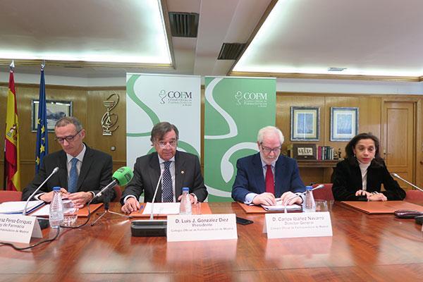 el cofm ve positivo que el anteproyecto de ley de farmacia haga realidadnbspla farmacia asistencial